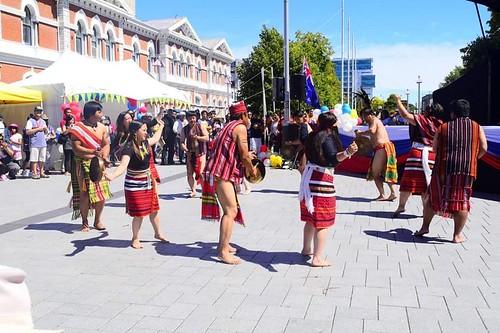 CAR NZ members performing