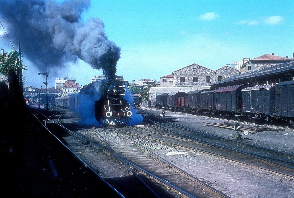 56523 Izmir 27 09 77 Foto K W Koch Bahnbilder Von W H Brutzer Flickr