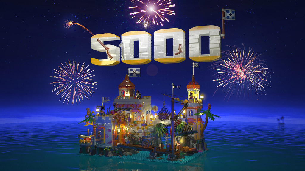 5000k party 🎉🎊🎉🎈 on seagull bay! Thank you all :) support on: