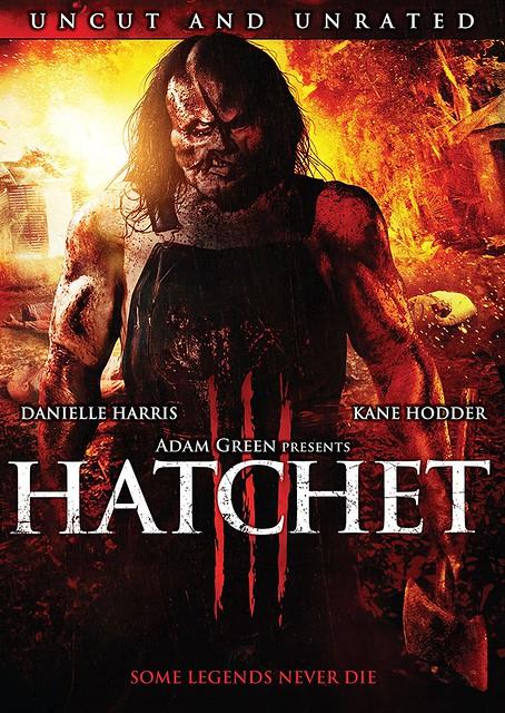 Hatchet3DVD