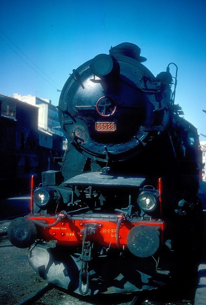 56528 Izmir 23 09 77 Foto K W Koch Bahnbilder Von W H Brutzer Flickr