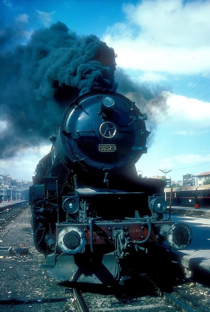 56529 Izmir 28 09 77 Foto K W Koch Bahnbilder Von W H Brutzer Flickr