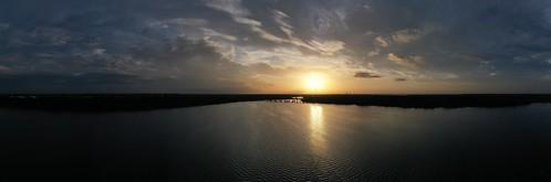 drone dji mavic2pro aerial florida lakemonroe cloudscape skyscape