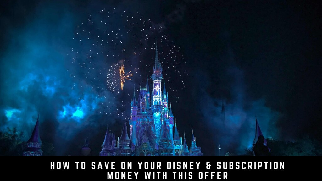 How to Save on Your Disney & Subscription Money with This Offer