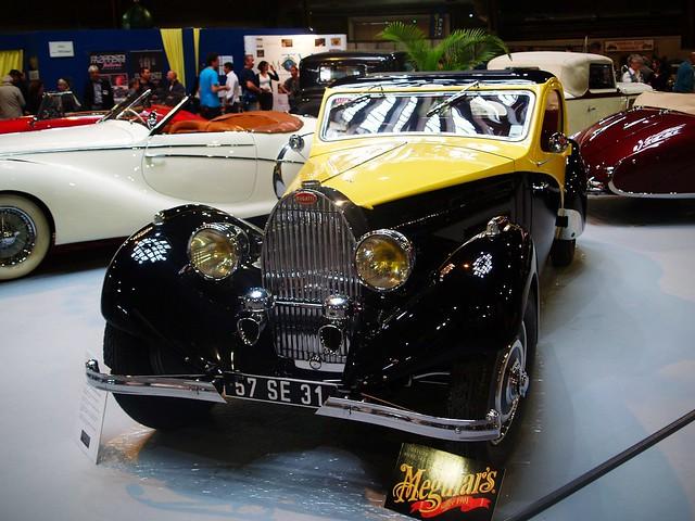 Bugatti 57 Atalante 1937