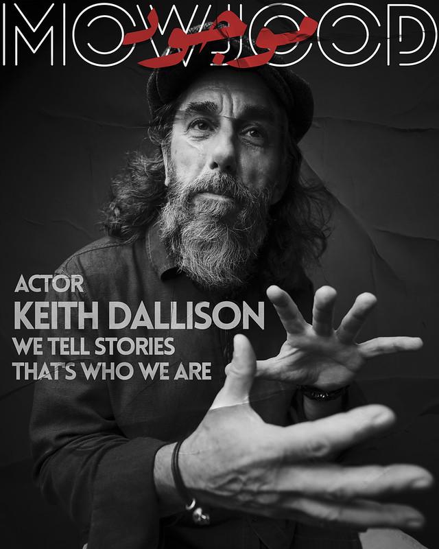 Mowjood - Keith Alison
