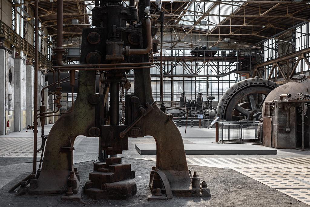 ehem. Stahlwerk Henrichshütte in Hattingen