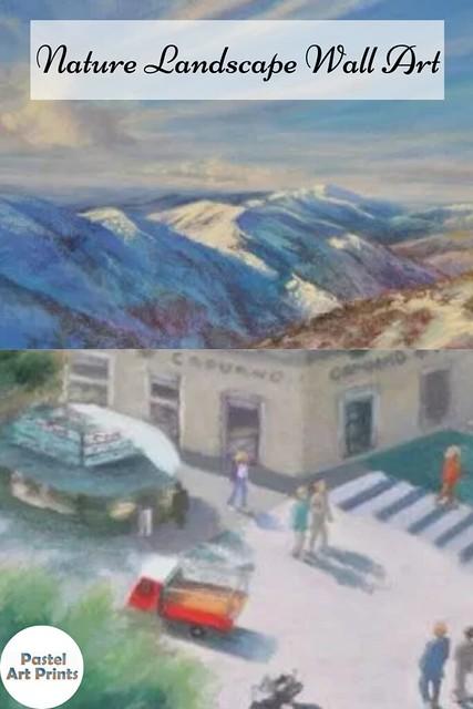 Buy Nature Landscape Wall Art Prints