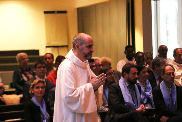 Ordination diaconale d'Olivier Paulot du 19 mai 2019