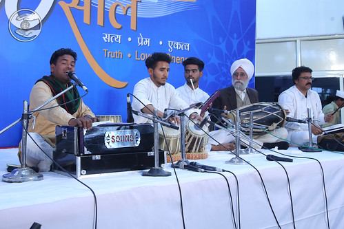 Devotional song by Amritpal Ji, Rayya, Amritsar