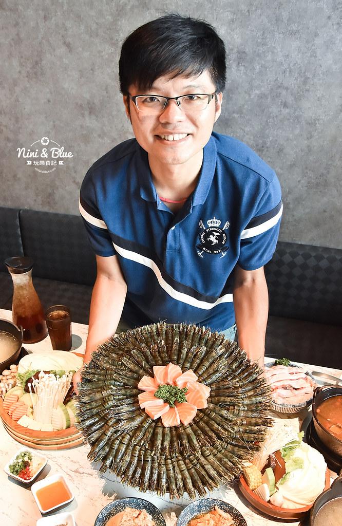 台中公益路火鍋 名人鍋  百蝦鍋21