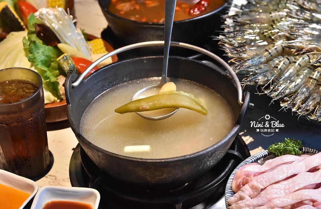 台中公益路火鍋 名人鍋  百蝦鍋14