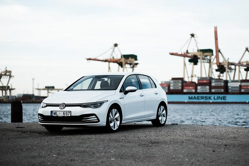 VW Golf 8 2020