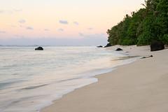Ofu Beach Morning