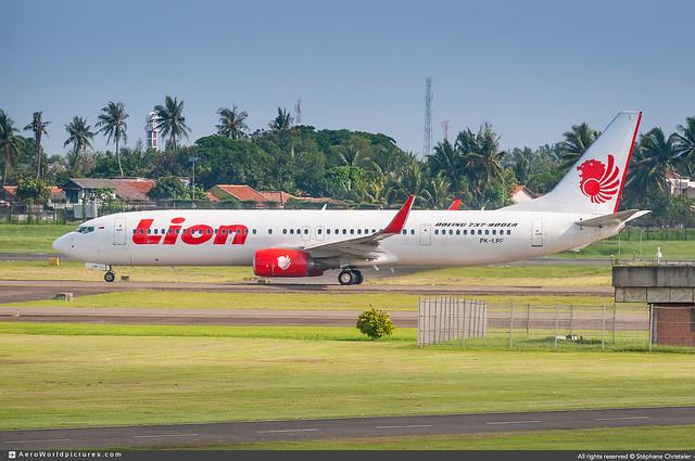 CGK.2015 | #LionAir #JT #Boeing #B737-900 #PK-LPF #awp