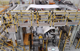 Davis-Standard's aseptic coating/laminating line for emerging markets