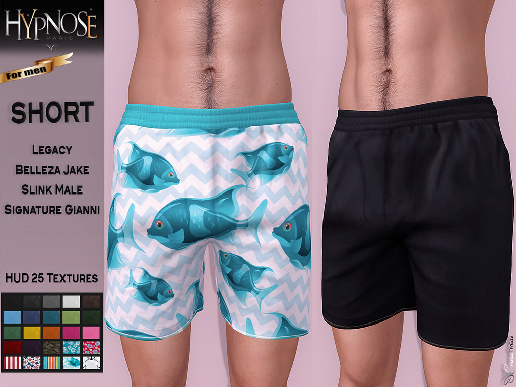 HYPNOSE MEN - SHORT