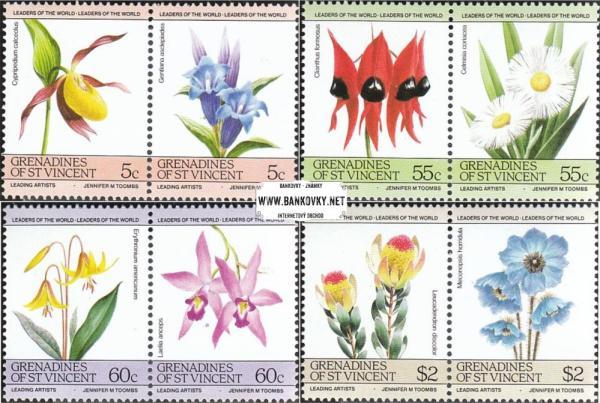 Známky Grenadíny Sv. Vincent 1985 MNH