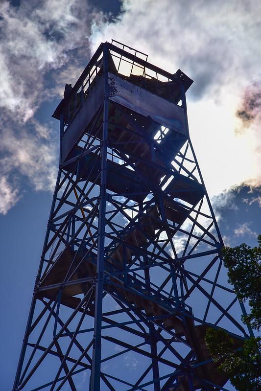 Trout Creek Butte Lookout