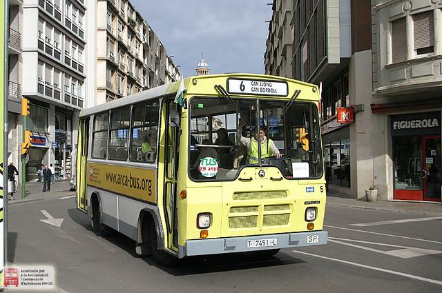 Pegaso 5081/1 Unicar U-75 1982