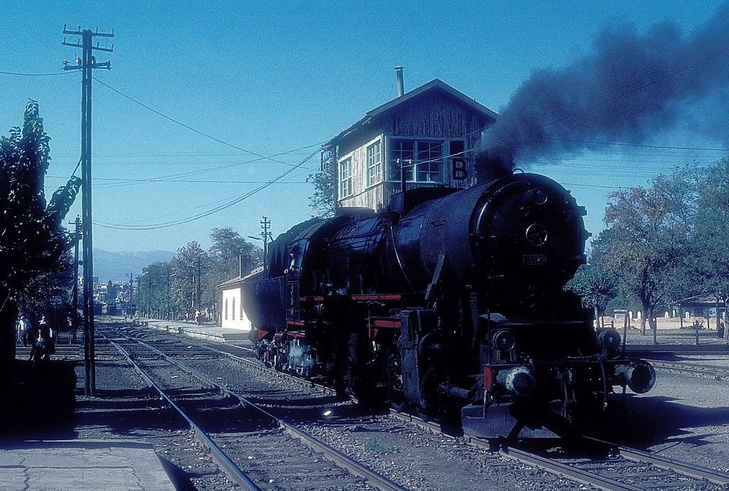 56529 Izmir 26 09 77 Foto K W Koch Bahnbilder Von W H Brutzer Flickr