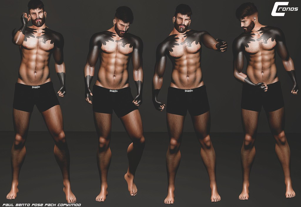 Paul Bento Pose Pack Vendor