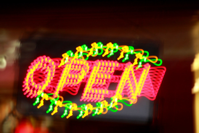 Open After Lock-Down