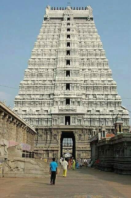 Thiruvannamalai Temple... India