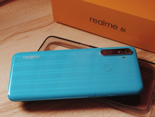 realme 6i soda blue review philippines price