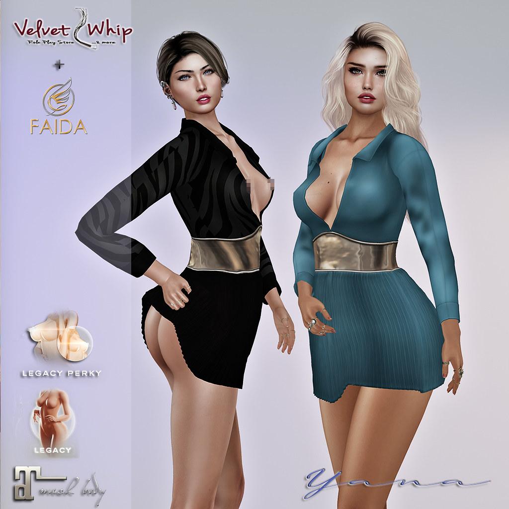 Faida & Velvet Whip – Oops! – Yana cens