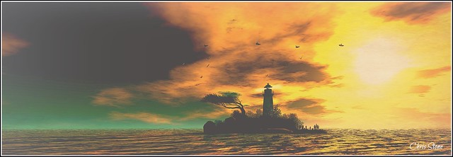 Lighthouse at Whimberly II
