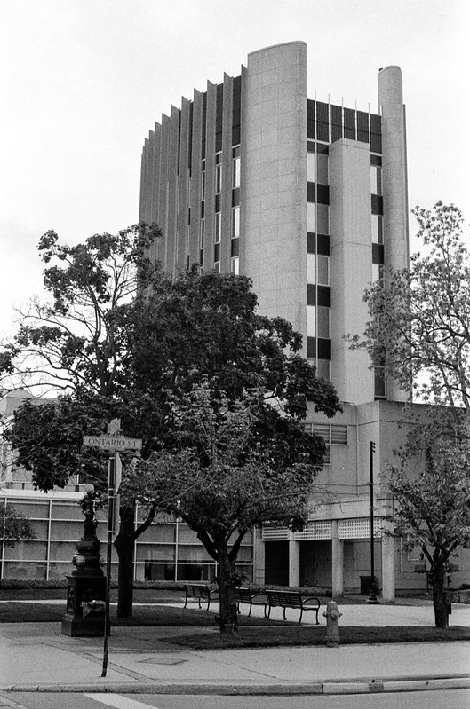 North Side of City Hall_