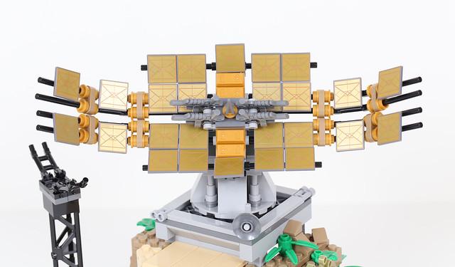 76157 radar dish