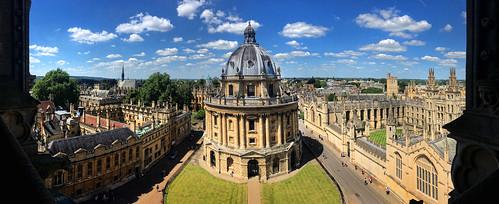 UK - Oxford - Radcliffe skyline 01_panorama_IMG2936