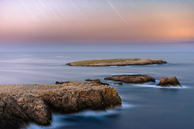 Menorca moonlit