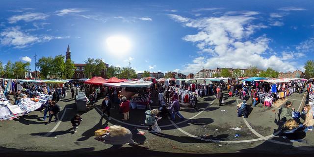 360°   Place du Marché de Wazemmes