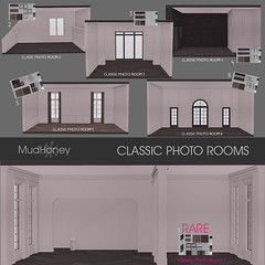 MudHoney Classic Photo Room Gacha