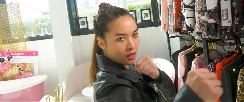 Heroine Action Cheryl Chitty Tan
