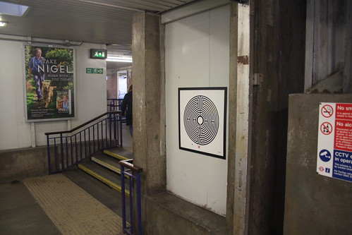 Art on the Underground Labyrinth 21 Ealing Broadway