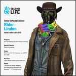 Rider Linden