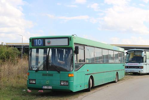 autotransporti bus 01295ej mercedesbenzo405 vh58sz