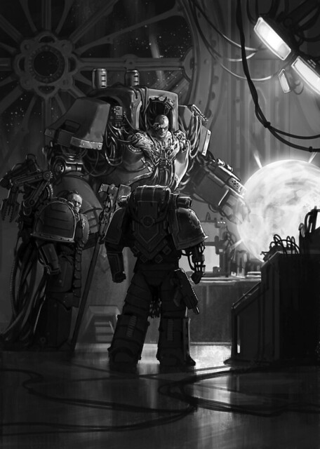 «Осада Терры: Сыны Селенара» | Sons of the Selenar, a Siege of Terra novella
