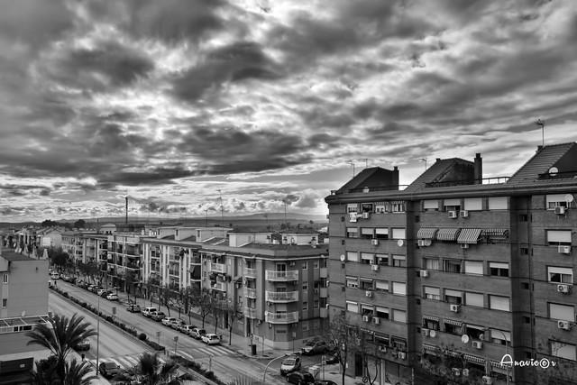 09_Cloudy stormy sky