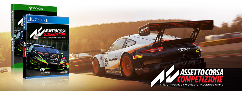 Assetto Corsa Competizione Console Update Coming Later This Week