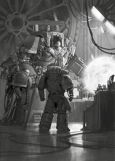 «Осада Терры: Сыны Селенара», Грэм Макнилл | Sons of the Selenar, a Siege of Terra novella