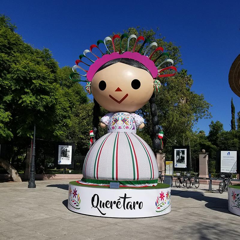 Querétaro, Querétaro, Mexico-2019