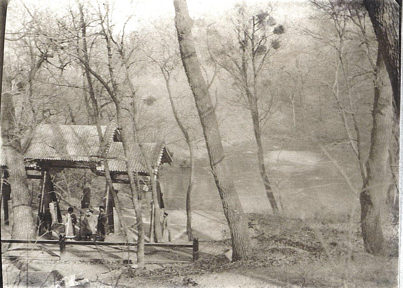 41. «Священное озеро (замёрзшее)». Ноябрь 1900