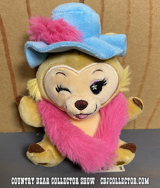 2020 Limited Release Disney Parks Teddi Barra Wishable - CBCS #261
