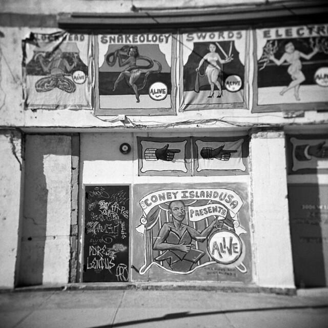 Coney Island #64 (Snakeology)