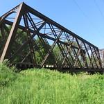 Republican River Pegram Truss Bridge (Cloud County, Kansas)